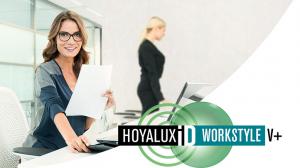 Hoya werkplek bril voor achter uw beeldscherm